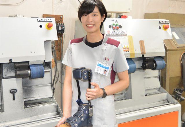 熊日新聞に義肢装具士の記事が掲載されました
